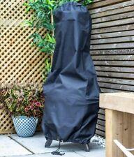 More details for la hacienda premium  extra large chimenea cover 120cm long- black 60572