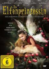 MIA SARA /MAXWELL  CAULFIELD,- DIE ELFENPRINZESSIN   DVD NEU
