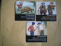 THE SUNDAY TELEGRAPH BEDTIME STORIES, AUDIO BOOKS, TOM SAWYER, AESOPS FABLES & W