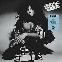T. Rex - Tanx (180g Clear Vinyl) [VINYL]