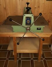 Nova Wenzel Druckpresse Typ 540