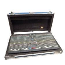 Allen & Heath GL-2200 32-Channel Analog Mixing Console w/ 32 Mic Inputs & Case