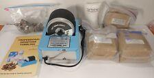 HTF Lortone Rotary Rock Tumbler Model 1.5e Polishing Kit Instructions Hobby