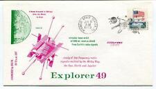 1973 Explorer 49 Delta Kennedy Space Center Circular Lunar Orbit Milky Way NASA