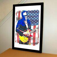 Joe Bonamassa Singer Rock Guitar Music Poster Print Wall Tribute Art 11x17
