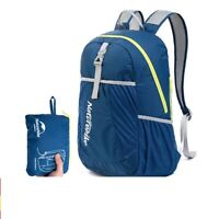 Unisex Travel Backpack Hiking Camping Ultralight Outdoor Leisure School Rucksack