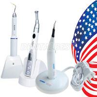 Dental 16:1 Endodontic Treatment Cordless Handpiec Obturation Pen Gum Cutter NEW