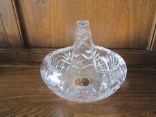Bowl Clear Edinburgh Crystal & Cut Glass