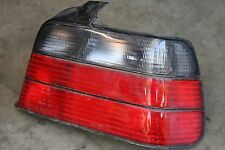 BMW E36 325 328 M3 4DR Sedan Rear Tail Light Right Passenger Side Clear Smoke