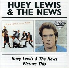 Huey Lewis, Huey Lew - Huey Lewis & the News / Picture This [New CD]