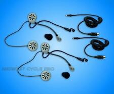TWO Headsets with Lower Cords - Goldwing F6B, GL1800, GL1500 GL1200 (13-201)