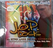 Al Otro Lado de Las Sombras - J.O.P Dosis - reggaeton Rap cristiano