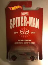 2017 Hot Wheels Marvel Spider-Man Homecoming Scoopa Di Fuego Chase Car Walmart