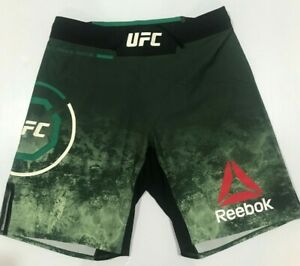 UFC Octagon Shorts Reebok Licensed Stretch Stay On 32
