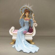 Grand Entrance -  Moments of Victorian Style Lady Figurine Bradford Exchange