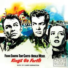 The Motion Picture Soundtrack - Kings Go Forth CD
