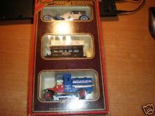 Gift Set Duesenberg,AEC bus,T-Ford tanker Matchbox MIB