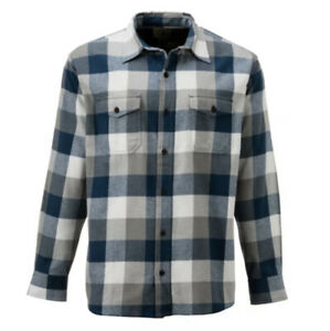 Red Head Blue Raven & Grey Premium Checked Flannel Shirt