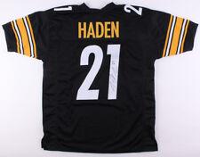Joe Haden SIGNED #21 Pittsburgh Steelers XL jersey w/ TSE COA & hologram