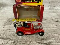 Matchbox K-53 Hot Fire Engine Speedkings Die-cast 1975 PERFECT CONDITION