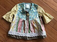Persnickety Meadow Dance Double Dutch Dutch Tunic Top Shirt Size 18 Months