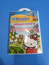 VTECH V.READER HELLO KITTY HELLO KITTY'S SURPRISE NEW SEALED