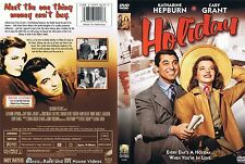 Holiday ~ New DVD ~ Cary Grant, Katharine Hepburn (1938) SPHE
