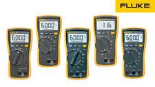 Fluke 113 114 115 116 117 True Rms Utility Hvac Digital Multimeter