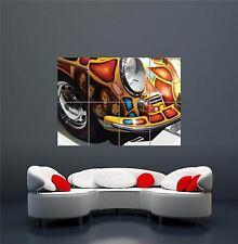 Janis Joplin Porsche Auto Poster Art Print XXL GIGANTE wa238