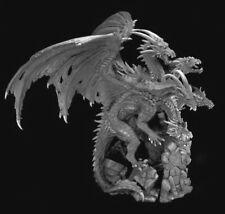 MA'AL DRAKAR DRAGON  - BONES REAPER figurine miniature jdr rpg d&d boxed 77580