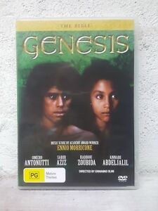 The Bible Collection: GENESIS - DVD - The Creation and the Flood (Region 4)