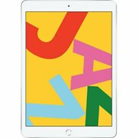 "Apple 10.2"" iPad 7th Generation 128GB Wi-Fi Silver MW782LL/A"