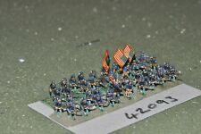 15mm ACW / union - 5 regiments 40 figures - inf (42093)