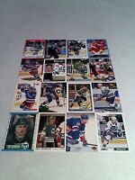 *****Pat Verbeek*****  Lot of 100 cards.....52 DIFFERENT / Hockey