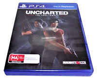 Uncharted The Lost Legacy Sony PS4 Playstation 4