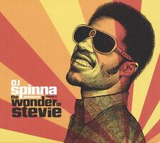 V.A. - DJ Spinna , The Wonder Of Stevie (2016)