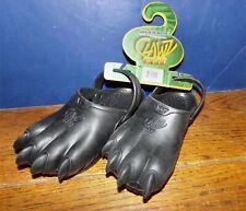 Clawz Clog kids children's Shoes Animal Foot Sz J 2/3 - new