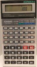 Casio fx-570AV Scientific Calculator 10+2 Digits w/Case & Instruction Booklet