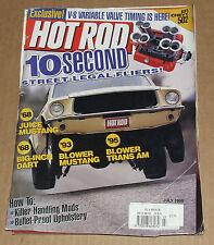 Hot Rod Magazine July 1999