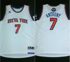 Carmelo Anthony New York Knicks Latin Nights Nueva York Adidas Swingman Jersey