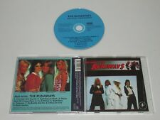 THE RUNAWAYS/AND  NOW...THE RUNAWAYS(ANAGRAM CDM GRAM 63) CD ALBUM