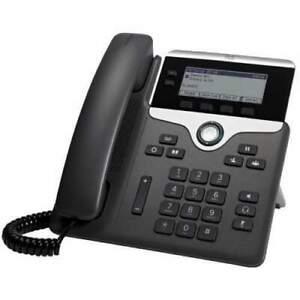Cisco 7821 IP Phone - CP-7821-K9 New