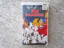 101 Dalmatians Disney's The Black Diamond Classic VHS Brand New Sealed