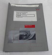 Werkstatthandbuch Audi A6 / A6 C5 Bremsen Bremsanlage ab 1998, Stand 04/1999