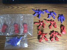 Transformers Generations Autobot Metroplex SDCC Mini-figures!