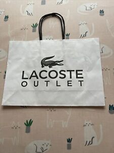 lacoste gift bag