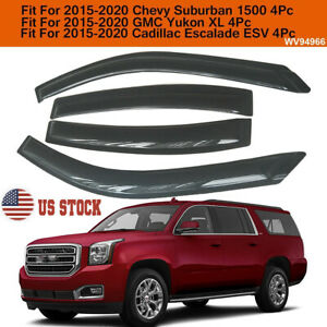 312 Motoring fits 2001-2006 GMC YUKON DENALI CARBON FIBER WHEEL WELL//FENDER TRIM MOLDINGS 4PC 2002 2003 2004 2005 00 01 02 03 04 05 06 XL