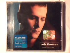 ROB THOMAS ...Something to be cd MATCHBOX 20 SIGILLATO SEALED!!!