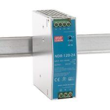Mean Well NDR-120-24 Hutschienen-Netzteil (DIN-Rail) - 24V/5A, 120W