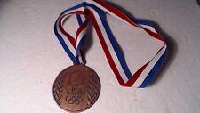 2004 US OLYMPIC TEAM ATHENS GREECE BRONZE SOUVENIR MEDAL